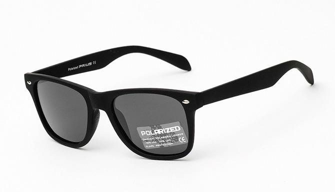 Okulary Polaryzacyjne Przeciwsłoneczne Wayfare Czarny 865C2-5